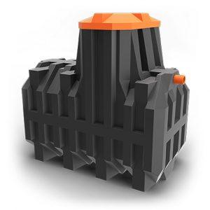 Ergobox 10 PR-септик для загородного дома
